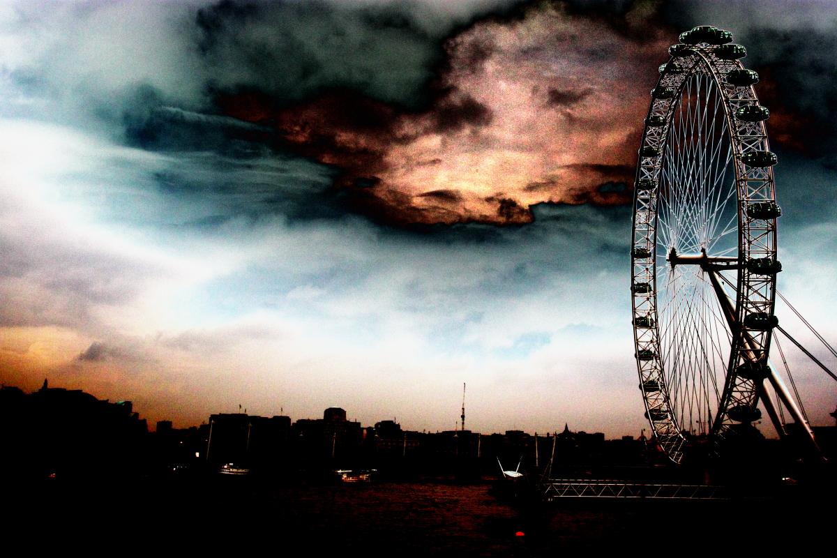 לונדון והאפשרות הרוחנית
