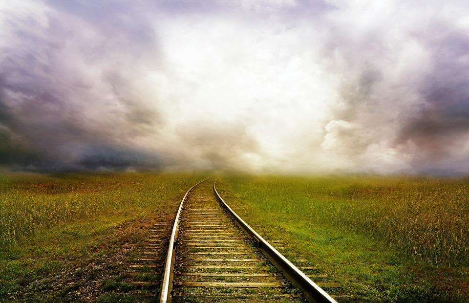 שיחה ברכבת לאתונה