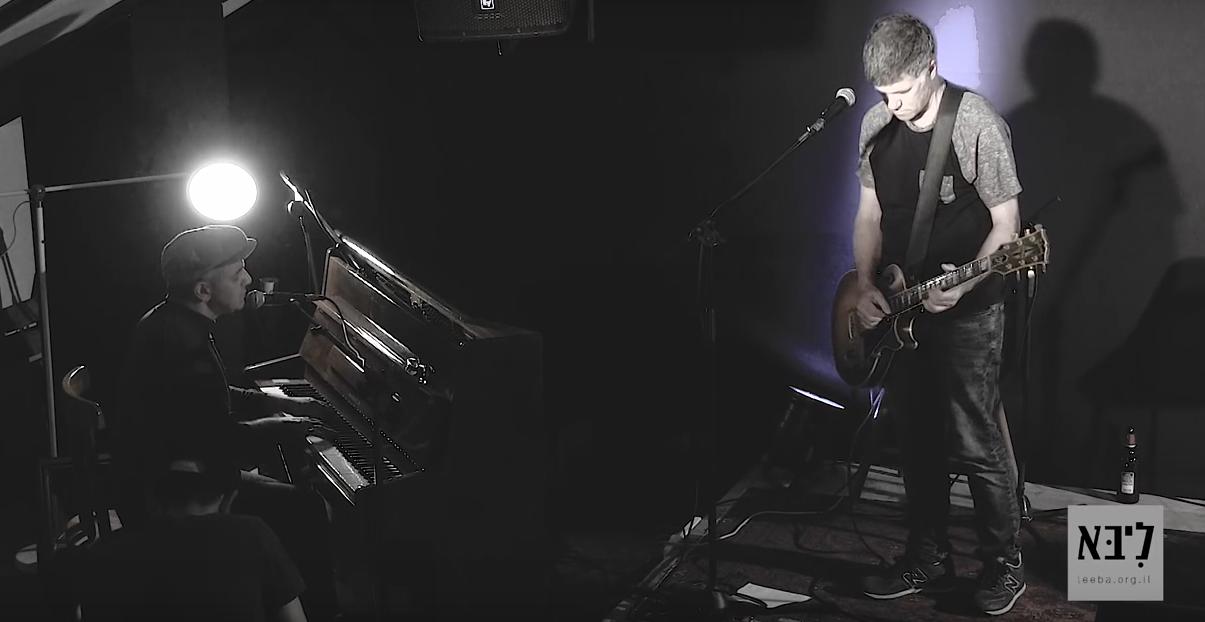 יוסי בבליקי הוציא אלבום הופעה חיה שהוקלט בבית ליבא